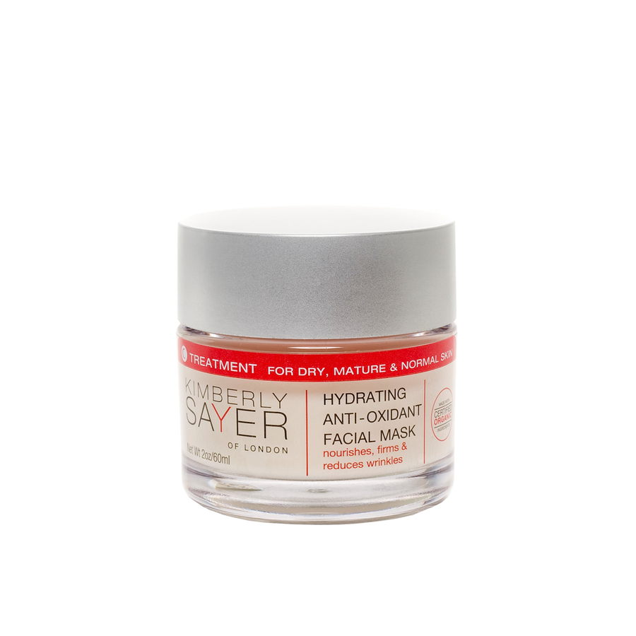 HYDRATING ANTI OXIDANT FACIAL MASK 60 ML | KIMBERLY SAYER OF LONDON | Natürlich, Vegan, Bio, Natural | Online Shop Blanda Beauty
