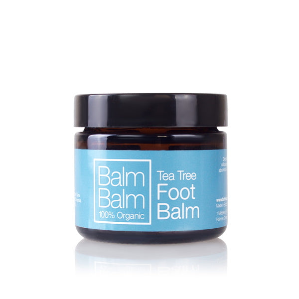Balm Balm Foot Balm Tea Tree 60 ml