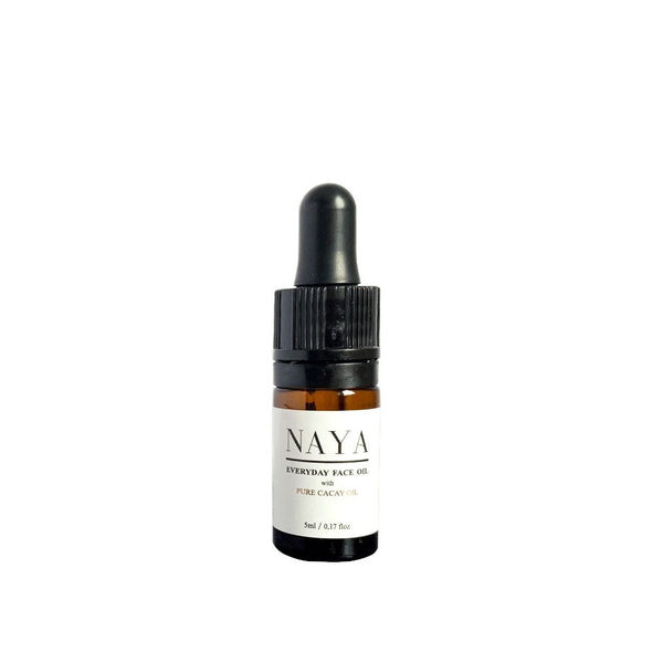 Everyday Face Oil 5 ml von Naya | Öl & Serum | Naturkosmetik