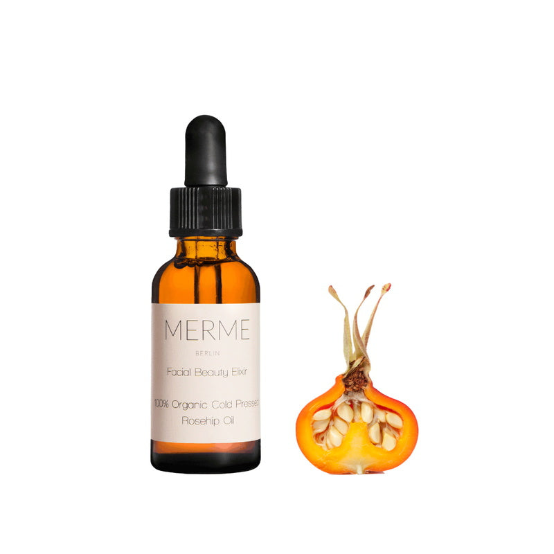 Facial Beauty Elixir 30 ml von Merme Berlin | Öl & Serum | Naturkosmetik