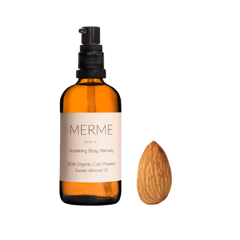 Nourishing Body Remedy 100 ml von Merme Berlin | Körperöl | Naturkosmetik