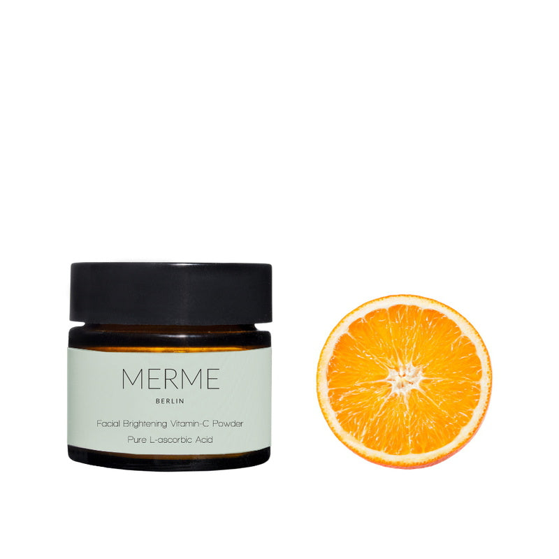 Merme Berlin Facial Brightening Vitamin-C Powder 12 g
