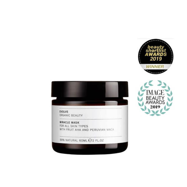 Miracle Mask 60 ml von Evolve Organic Beauty | Maske | Naturkosmetik
