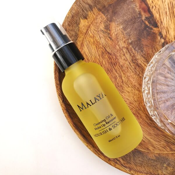 Malaya Organics Cleansing Oil And Make-up Remover 60 ml