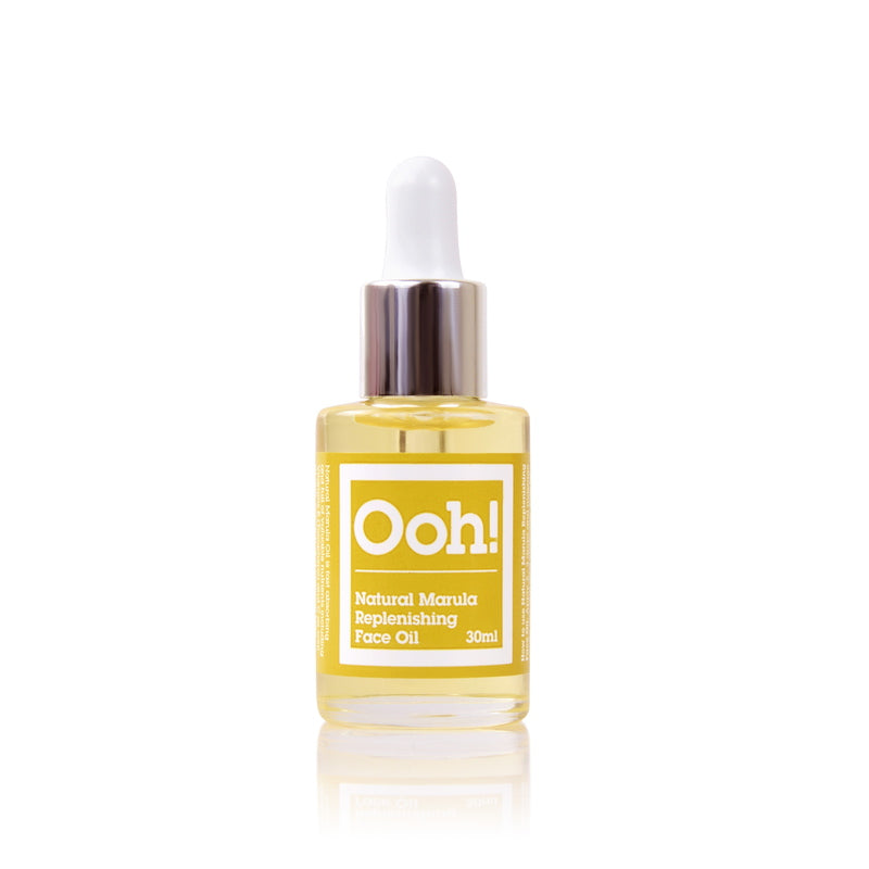 Ooh! Oils Of Heaven Natural Marula Replenishing Face Oil 30 ml