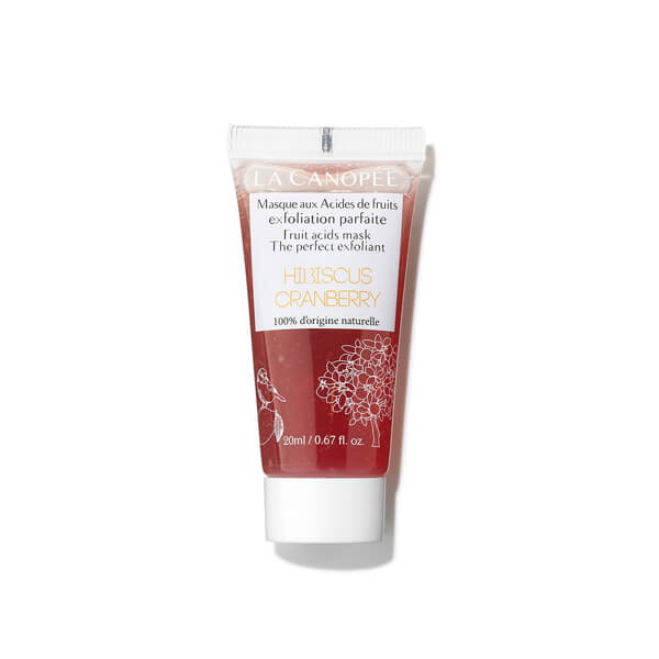 La Canopée Fruit Acids Mask - The Perfect Exfoliator