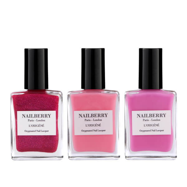 Nailberry The Juicy Collection Pink Guava 15 ml