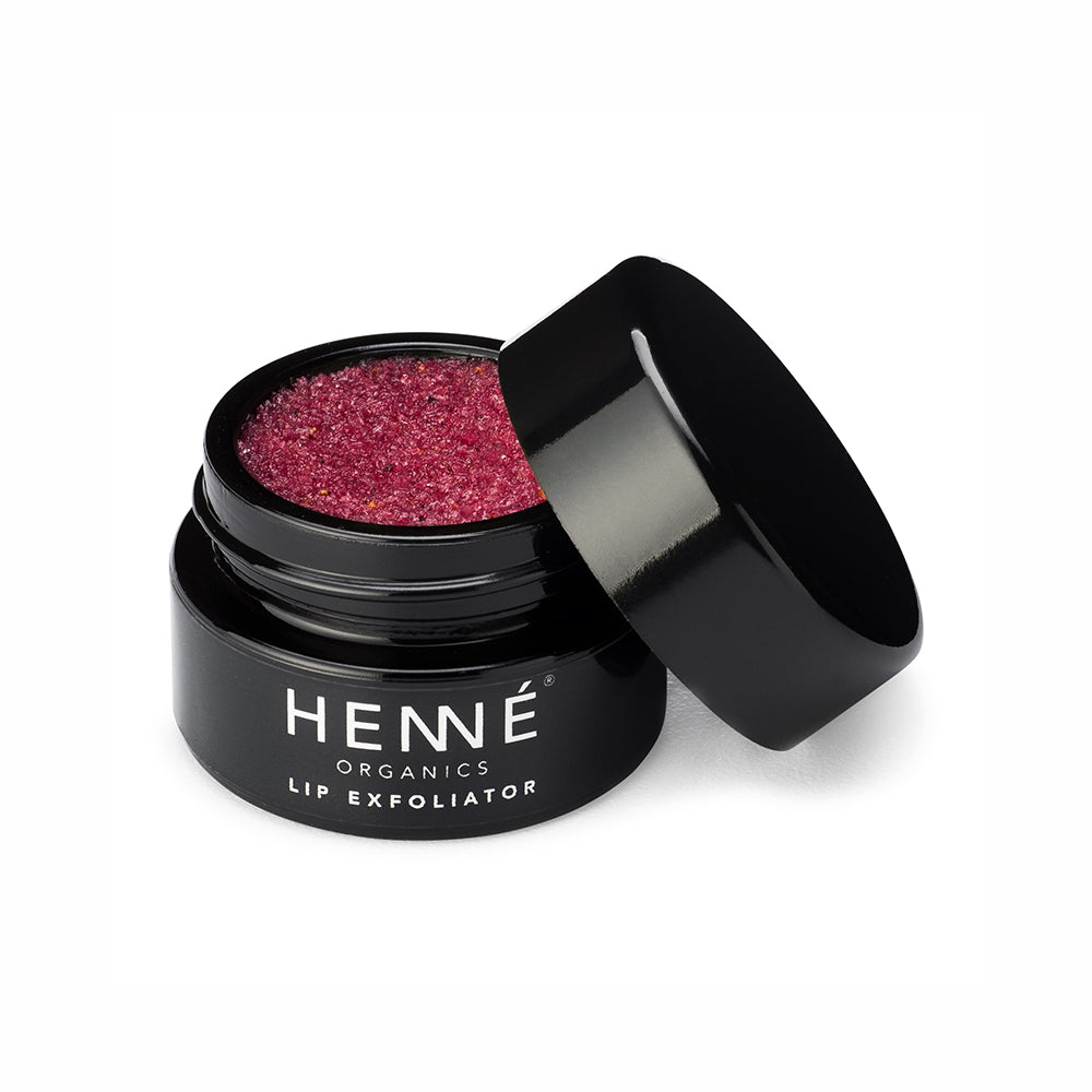 Henné Organics Lip Exfoliator Nordic Berries 10 ml