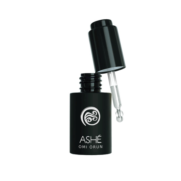 Ashé Omi Òrun - Natural Energy Perfume - close up