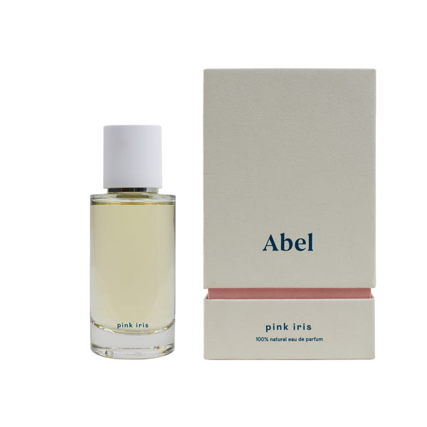 Abel Perfume Pink Iris regular size with packaging
