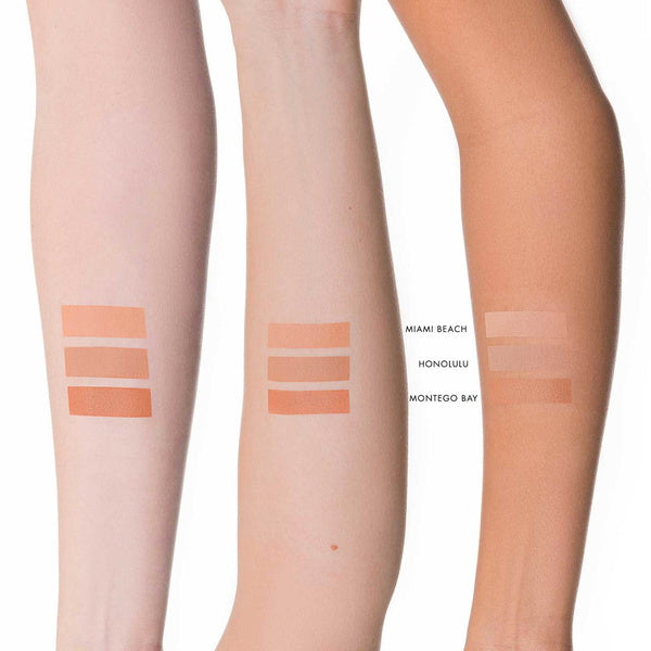 Lily Lolo Pressed Bronzer - Arm Swatches