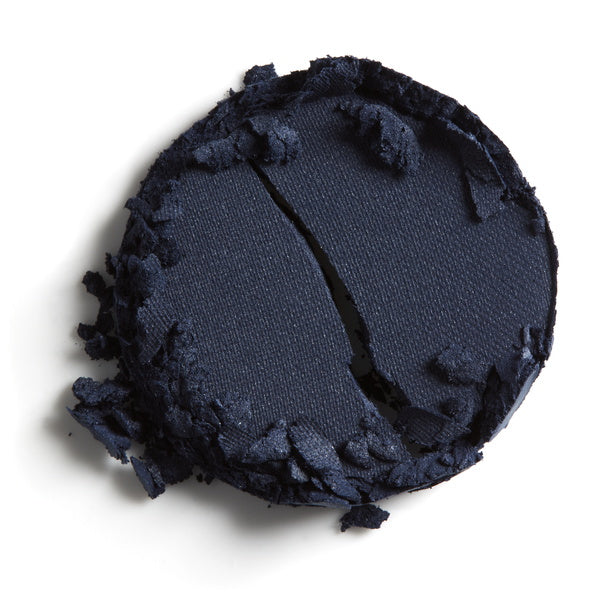 Lily Lolo Pressed Eye Shadow - Double Denim Swatch