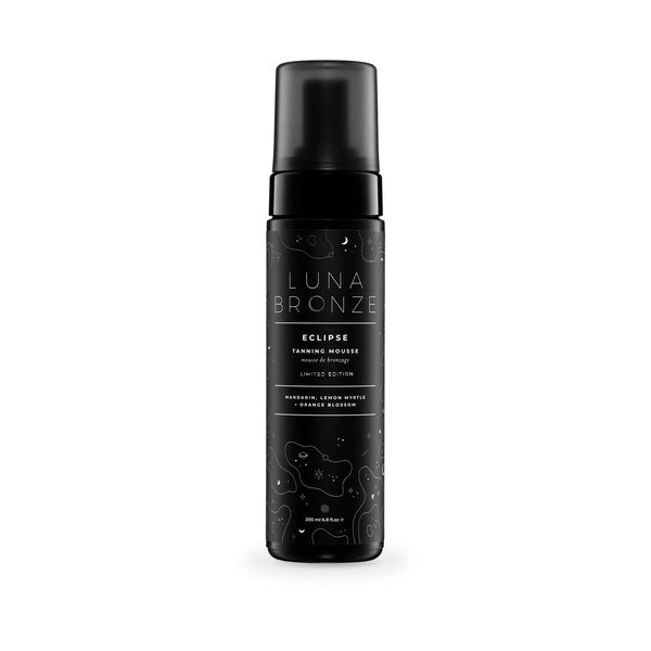 Luna Bronze Eclipse Tanning Mousse Limited Edition 200 ml