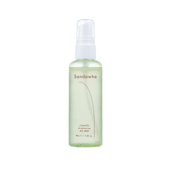 SanDaWha Camellia Brightening Oil Mist 80 ml