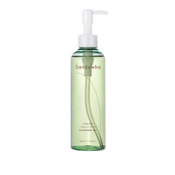 SanDaWha Camellia Natural Mild Cleansing Oil 200 ml