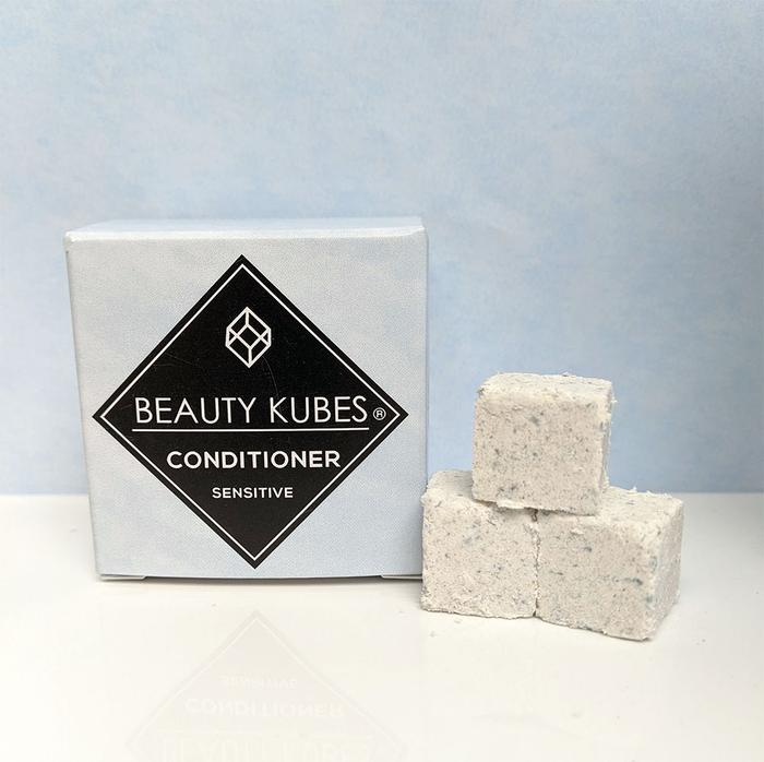 Beauty Kubes Zero Waste Conditioner Sensitive 100 g