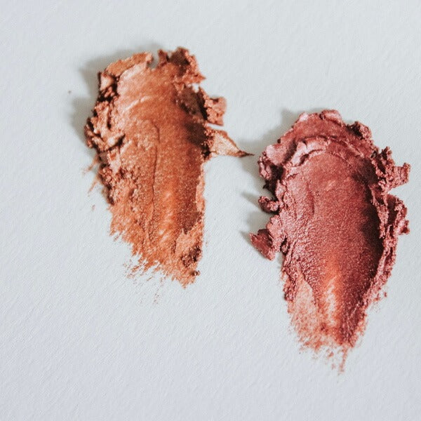 Shamanic The Colours Feminine Bronze and Bright Red Swatches