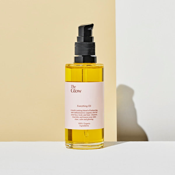 Everything Oil 60 ml von THE GLOW | Öl & Serum | Naturkosmetik