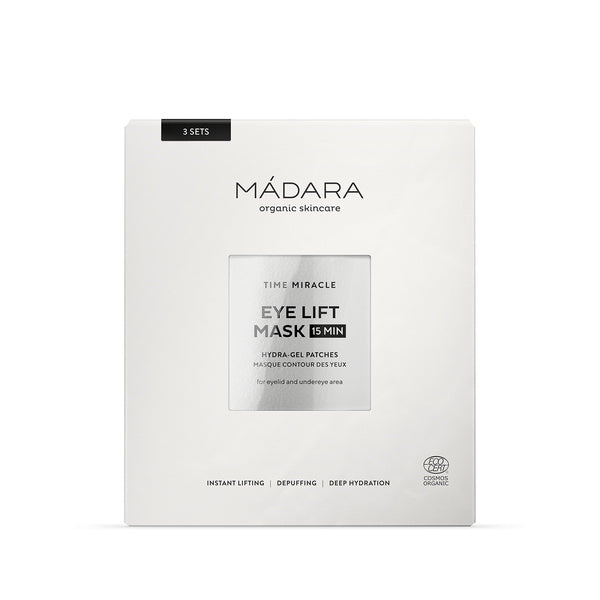 Mádara Time Miracle Eye Lift Patch