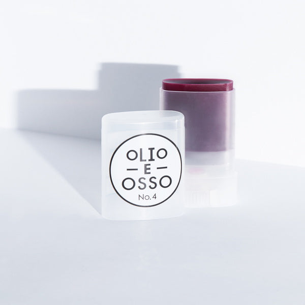 BALM NO 4 BERRY 10 G | OLIO E OSSO | Natürlich, Vegan, Bio, Natural | Online Shop Blanda Beauty
