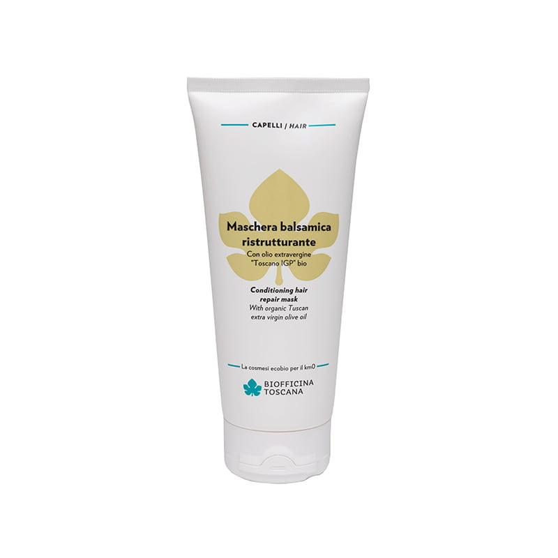 Biofficina Toscana Conditioning Hair Repair Mask 200 ml