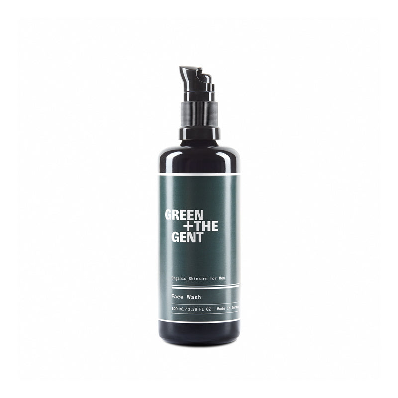 Green + The Gent Face Wash 100 ml