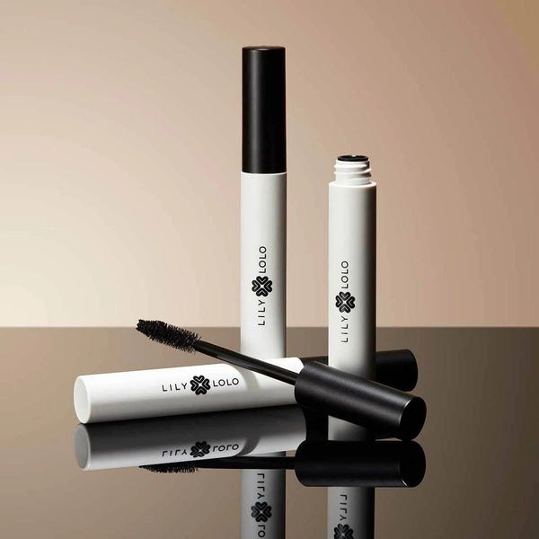 Lily Lolo Natural Mascara - Black Mood Image