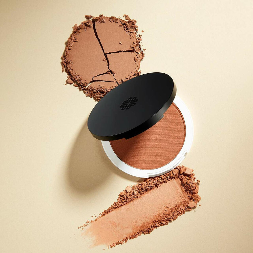 Lily Lolo Pressed Bronzer - Miami Beach - Mood Image
