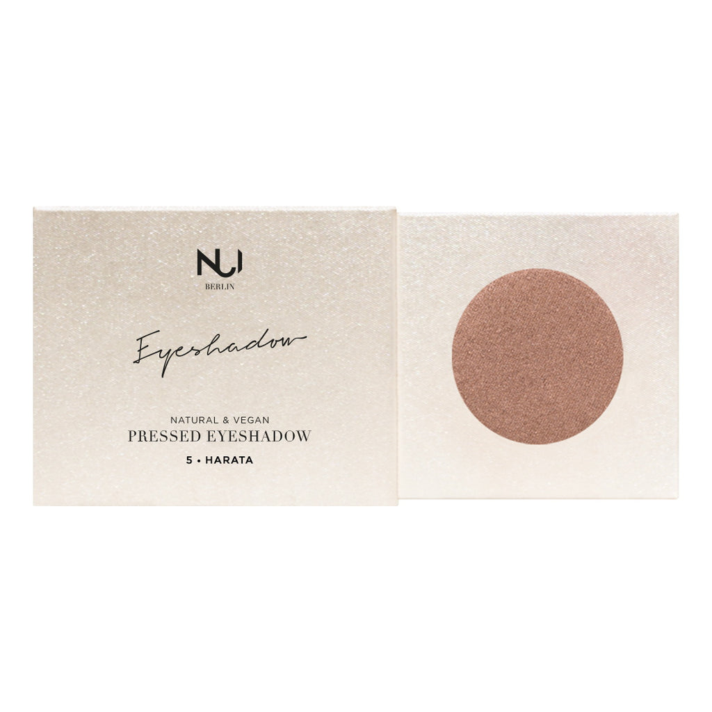 Nui Berlin Pressed Eyeshadow - Harata 2,5 g