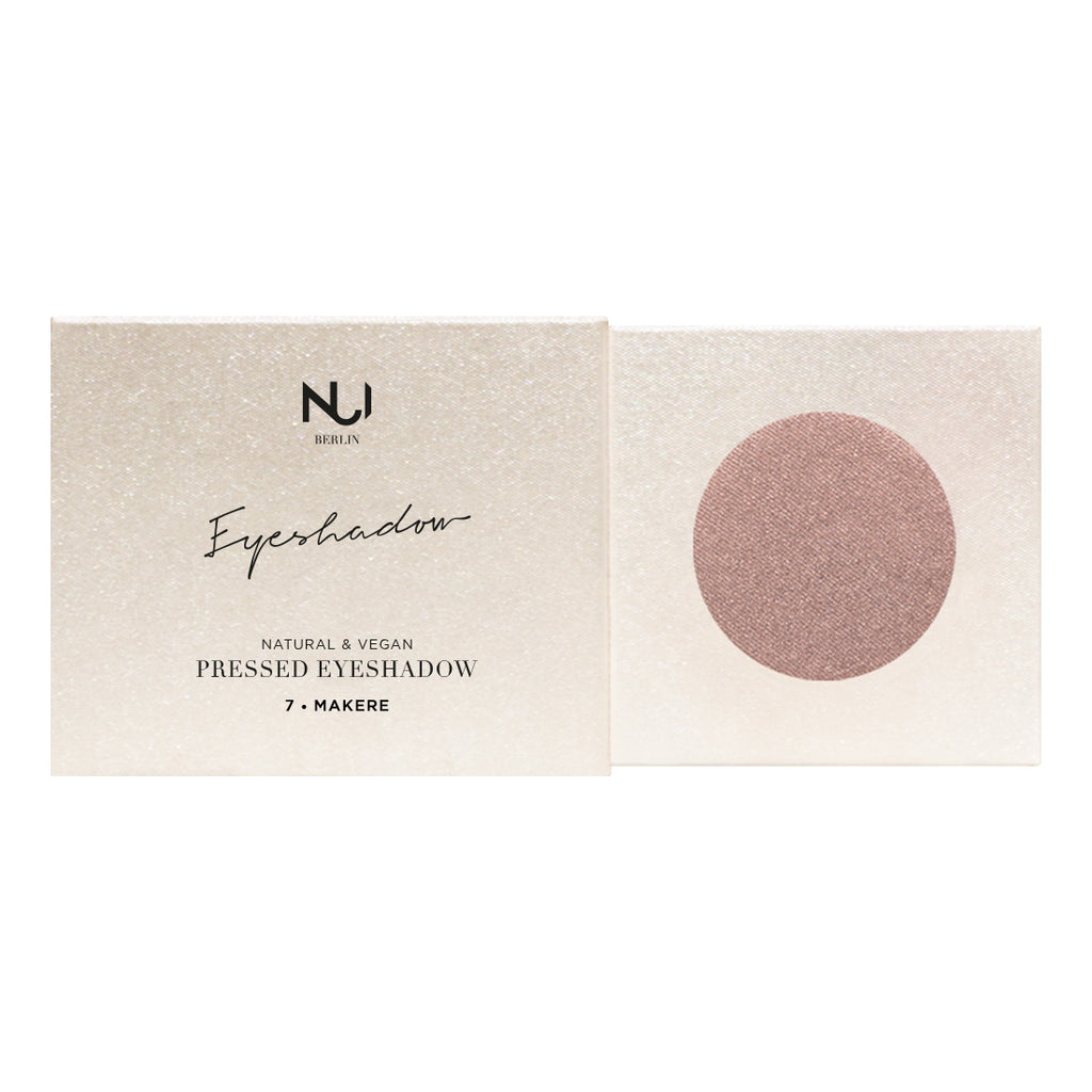 Nui Berlin Pressed Eyeshadow - Makere 2,5 g