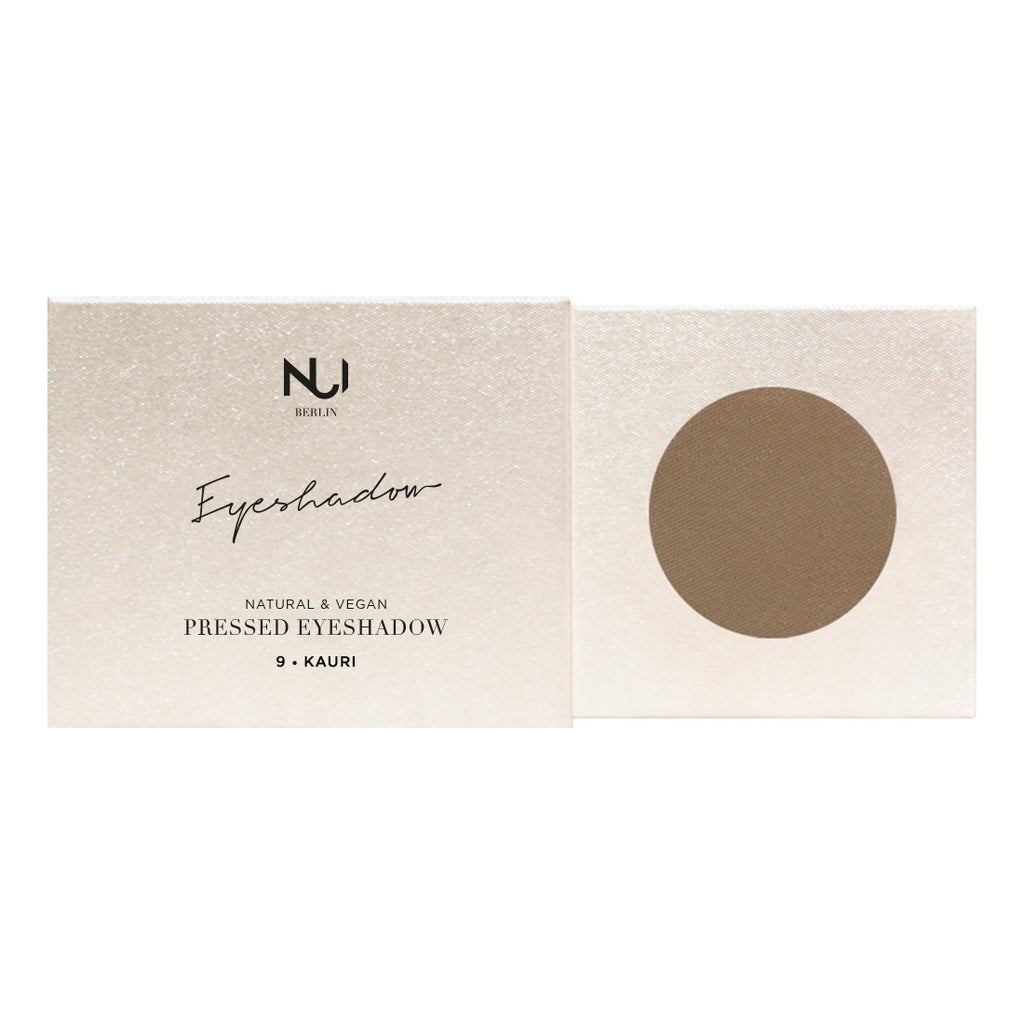 Nui Berlin Pressed Eyeshadow - Kauri 2,5 g