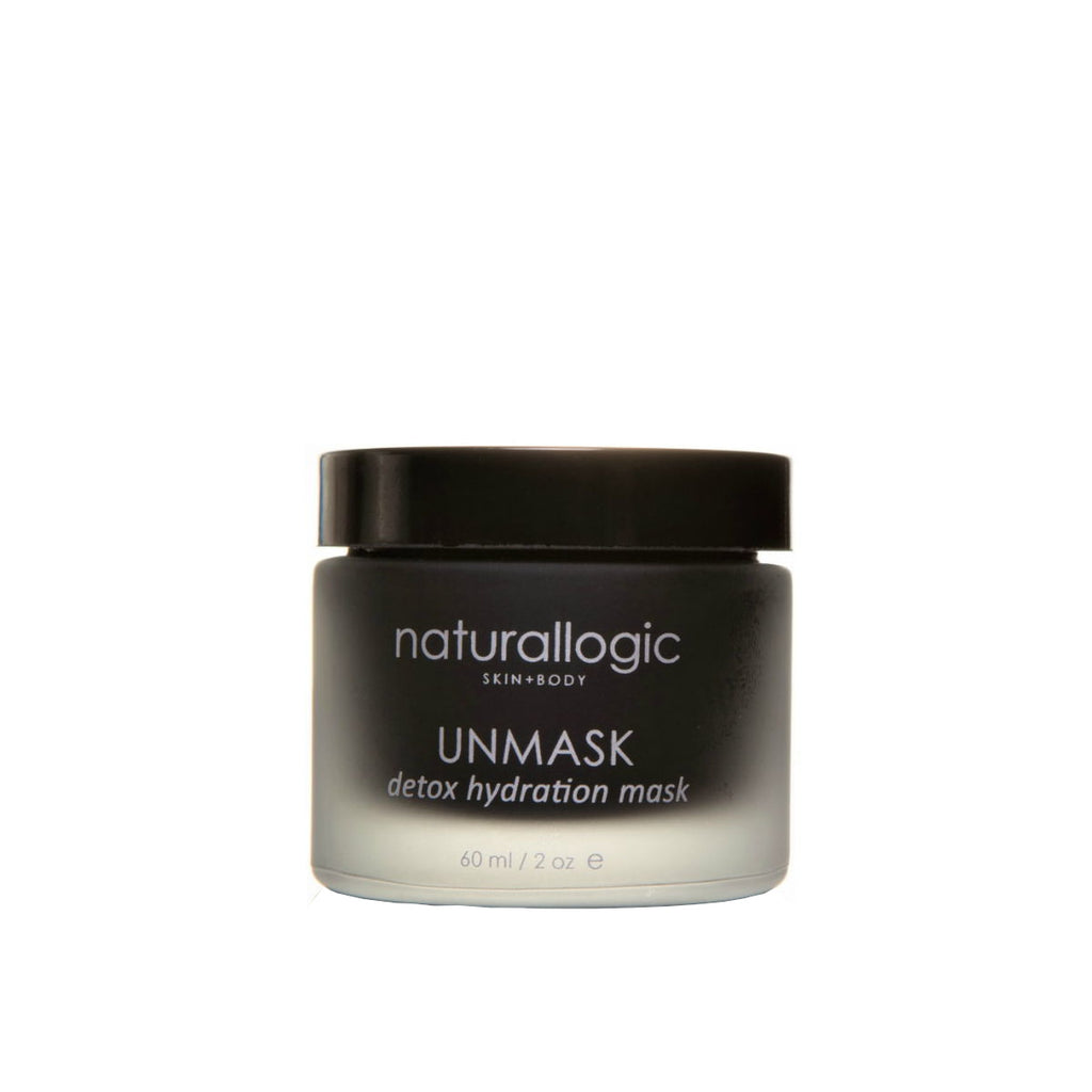 Naturallogic Unmask Detox Hydration Mask Sample 8 ml