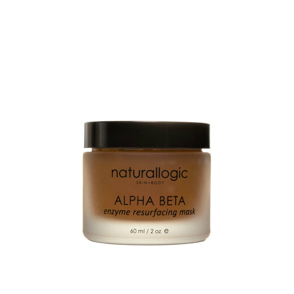 Naturallogic Alpha Beta Enzyme Resurfacing Mask Sample 8 ml