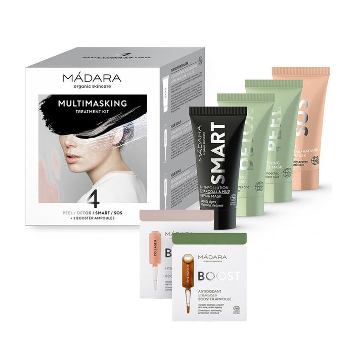 Mádara Multimasking Treatment Set 4 x 12,5 ml