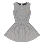 Rock Your Kid Silver Disco Dress