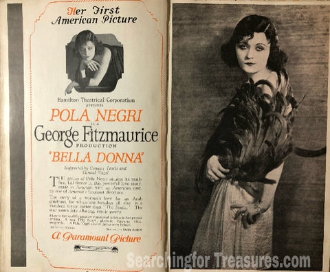 Bella Donna A Paramount Picture