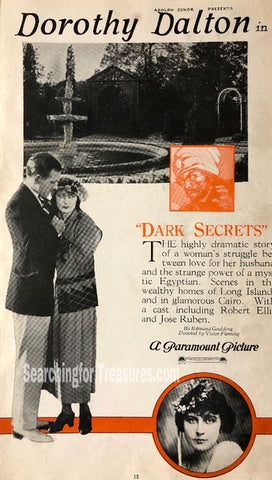 Dark Secrets A Paramount Picture