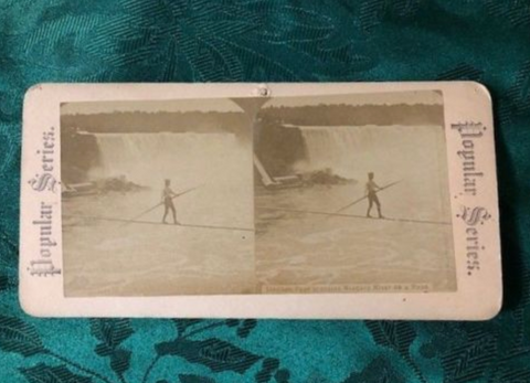 stereoview cards