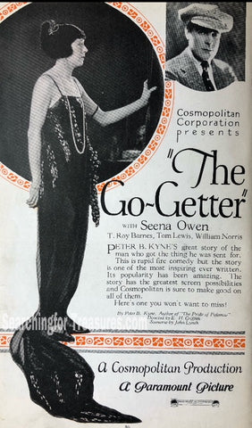 The Go-Getter A Paramount Picture