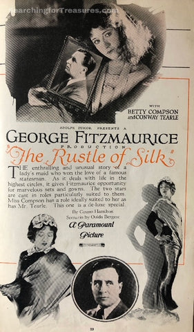 The rustle of silk A Paramount Picture