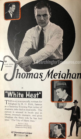 White Heat A Paramount Picture