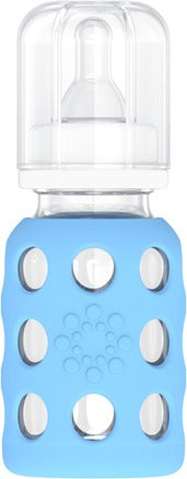 Lifefactory - Baby Bottle, Blue 120ml