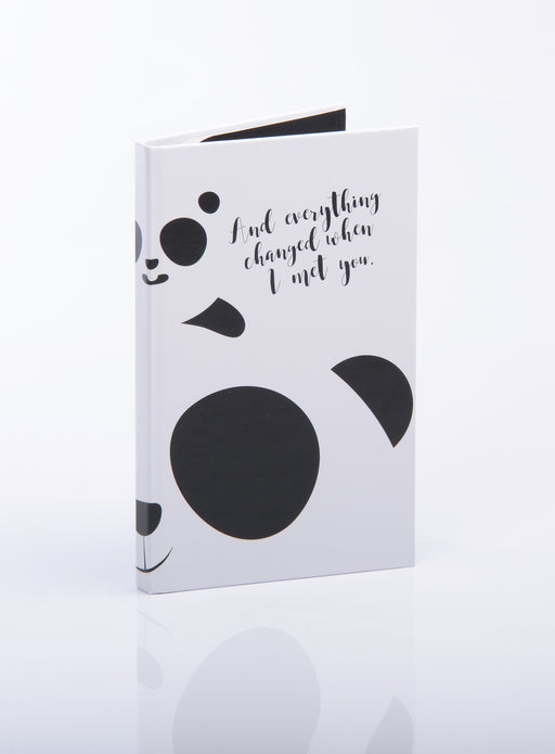 LuKLabel- Maternity Card Cover, Panda