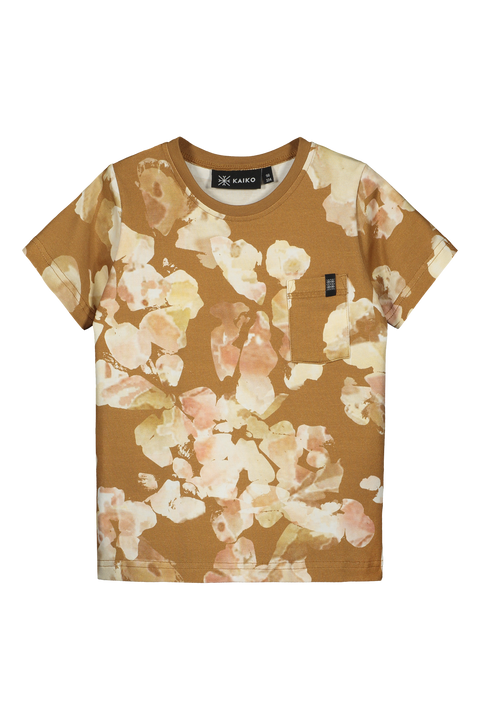 Treasure  T-shirt, Marble Meadow, Clay