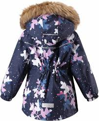 Reimatec winter jacket Mimosa, navy