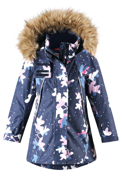 Reima Winter Jacket Muhvi, Navy