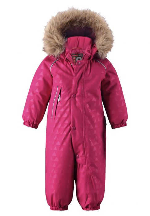 Reimatec Winter Overall Aapua, pink