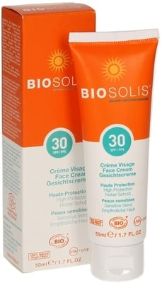 Biosolis Face Cream SK30 Sensitive Skin