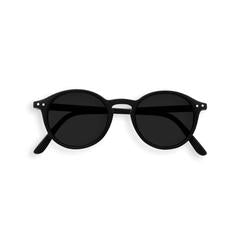 IZIPIZI SUN JUNIOR #D Aurinkolasit, Black