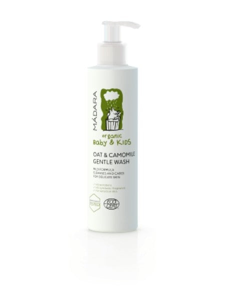 Organic Baby&Kids Oat & Camomille Gentle Wash